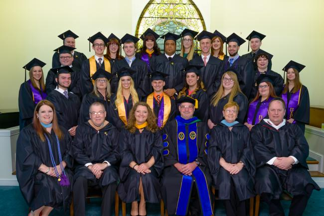Graduation services for Mid-America College